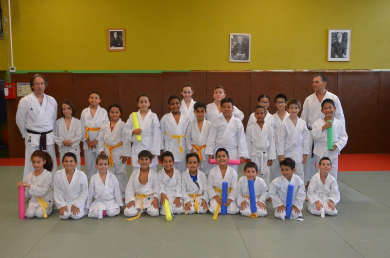 club karate istres